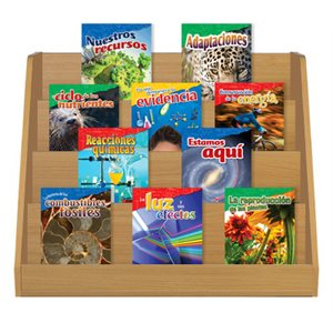 Grade 4-5: Science Assorted (32 Books) Spanish