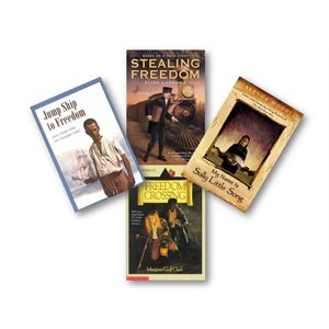 African American Historical Fiction (4 Books)