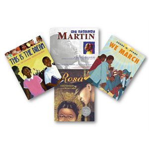 Civil Rights (6 Books)