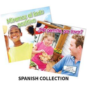 El Pequeno Mundo De Las Habilidades Sociales (Little World Social Skills) 8 Books)