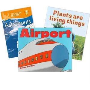 Journeys Grade 1 Unit 4- Exploring Together (7 Books)