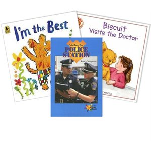 Journeys Grade 2 Unit 1- Neighborhood Visit (5 Books)