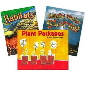 Journeys Grade 2 Unit 2- Nature Watch (5 Books)