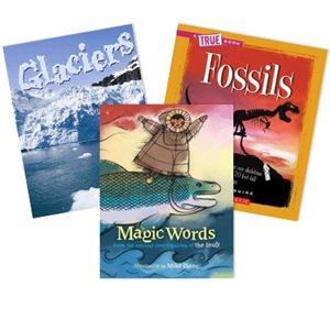 Journeys Grade 3 Unit 4- Natural Wonders (5 Books)