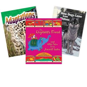 Wonders Grade 4- Amazing Animals (4 Books)
