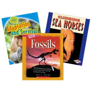 NGSS Grade 3 - Ecosystems (4 Books)