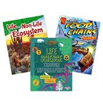 NGSS Grade 5 - Ecosystems (4 Books)