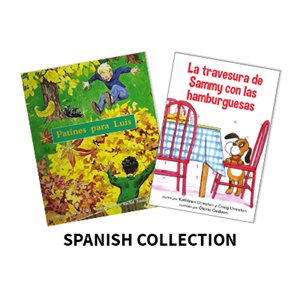 Reading Recovery Spanish Level 16 (5 bk set)