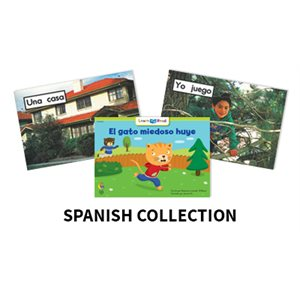 Reading Recovery Spanish Level 1  (6 bk set)
