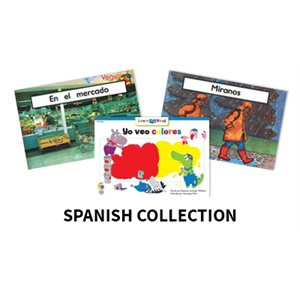 Reading Recovery Spanish Level 2  (10 bk set)
