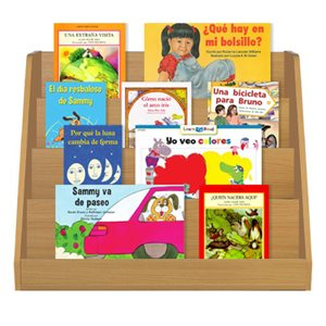 Reading Recovery Spanish - Starter Multi-Level Collection (40 bk set)