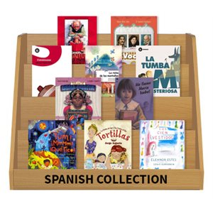 Authentic Spanish Language Collection- Grade 4 (23 Books)