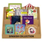 Authentic Spanish Language Collection- Kindergarten (26 Books)