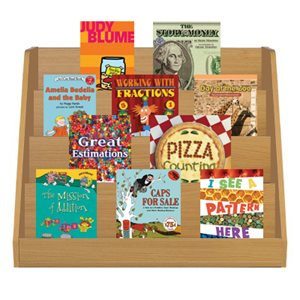 Grade 2-3 Math Library (52 Books)