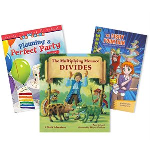 Multiplication & Division (6 Books)