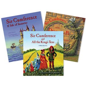 Sir Cumference (6 Books)