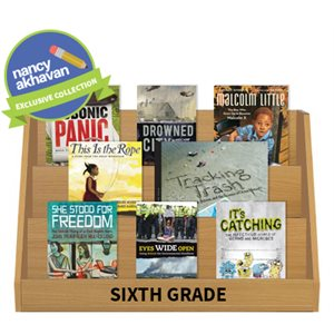 Nancy Akhavan Noteworthy Nonfiction Collection - Grade 6 (15 Books)