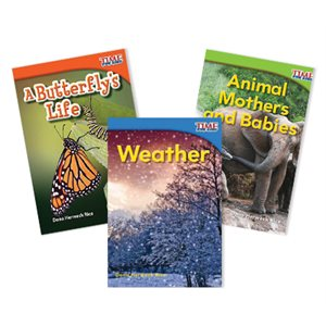 Time for Kids: Grades K-1 (24 Books)