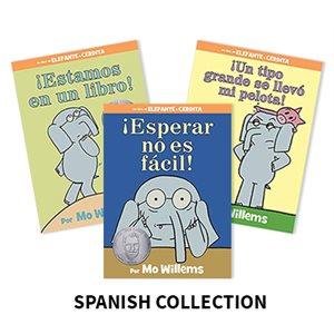 Elefante Y Cerdita (Elephant and Piggie) (6 books) Spanish