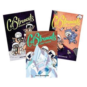 Catstronauts (5 Books)