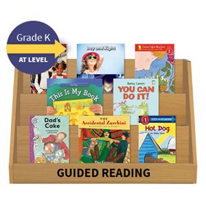 Guided Reading Collection: Kindergarten At Level (20 Books)
