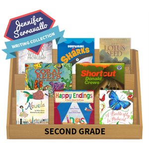 Jennifer Serravallo Go-To Books for Writing - Grade 2 (15 Books)