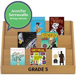 Jennifer Serravallo Go-To Books for Writing - Grade 5 (15 Books)