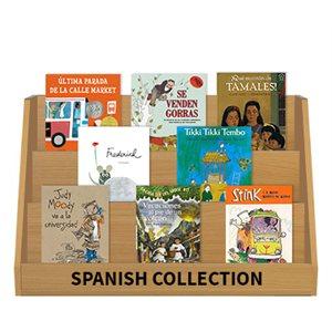 Grade 2 Bestsellers (15 books) Spanish