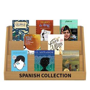 Grade 4 Bestsellers (15 books) Spanish