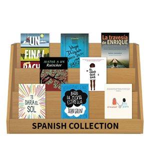 Grade 8 Bestsellers (15 books) Spanish