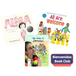 Bienvenidos Book Club - Names