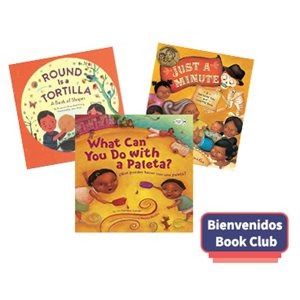 Bienvenidos Book Club - Sharing and Maintaining Customs