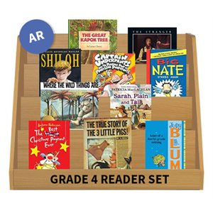 Grade 4 Accelerated Reader Set (40 Books) (BMI)