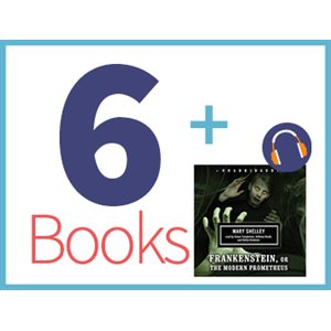 Frankenstein Listening Set (6 books, 1 CD) (BMI)