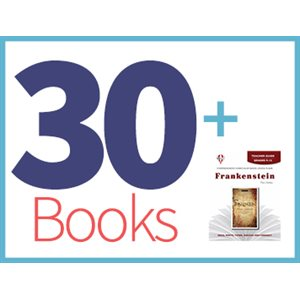 Frankenstein Class Set (30 books, 1 Novel-Tie) (BMI)