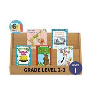 Guided Reading 6-Pack - Level I - Nonfiction (30 Books)(BMI)