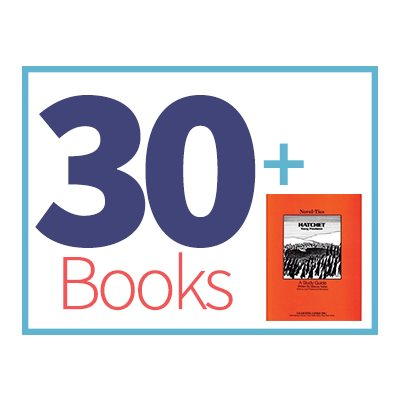 Hatchet Class Set (30 books, 1 Novel-Tie) (BMI)