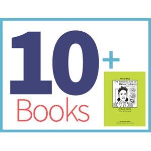 Immortal Life of Henrietta Lacks Group Set (10 books, 1 Novel-Tie) (BMI)