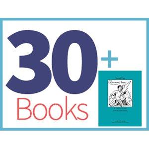 Percy Jackson and The Lightning Thief Class Set (30 books, 1 Novel-Tie) (BMI)