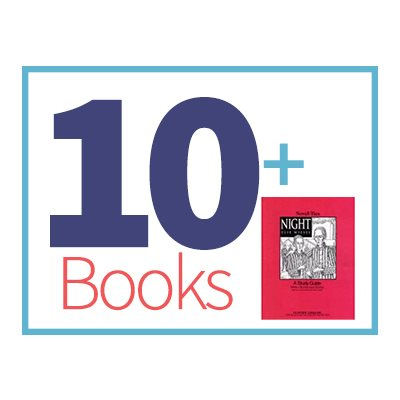 Night Group Set (10 books, 1 Novel-Tie)