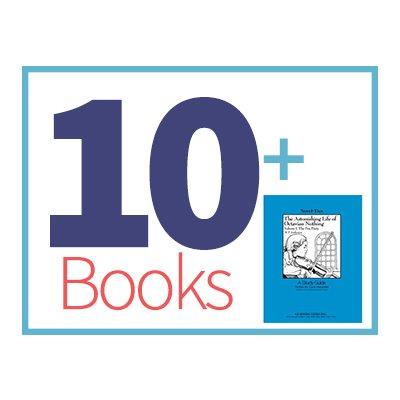 Astonishing Life of Octavian Nothing Group Set (10 books, 1 Novel-Tie) (BMI)