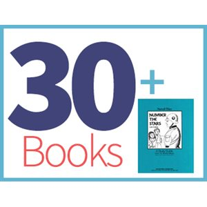 Number the Stars Class Set (30 books, 1 Novel-Tie) (BMI)