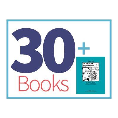 Boy in the Striped Pajamas Class Sett (30 books, 1 Novel-Tie) (BMI)