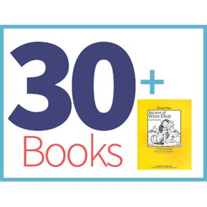 Because of Winn Dixie Class Set (30 books, 1 Novel-Tie) (BMI)