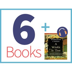 Wrinkle In Time Group Set (10 books, 1 Novel-Tie)
