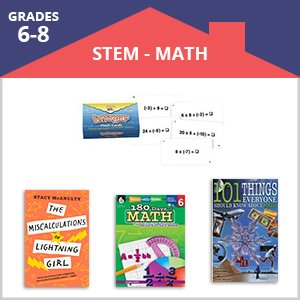 Distance Learning Perfect Pairings - Math Concepts (Grades 6-8)