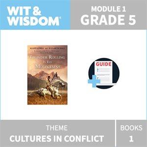 Wit & Wisdom Module 1 Books--Grade 5