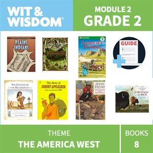 Wit & Wisdom Module 2 Books--Grade 2