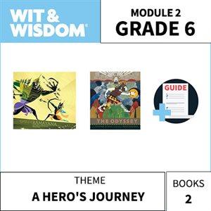 Wit & Wisdom Module 2 Books--Grade 6