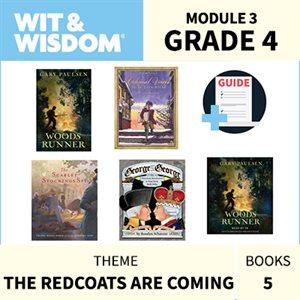 Wit & Wisdom Module 3 Books--Grade 4